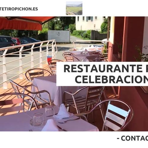 Cocina tradicional en Eibar | Restaurante Tiro  Pichón