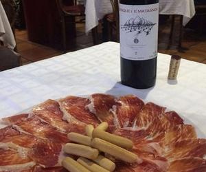 Tabla de embutidos ibéricos en Gijón