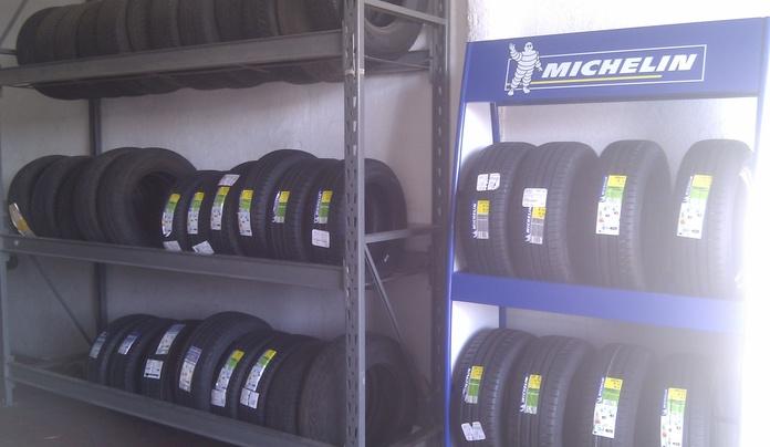 Neumáticos: Especialidades de Taller y Lavado G.A.S.