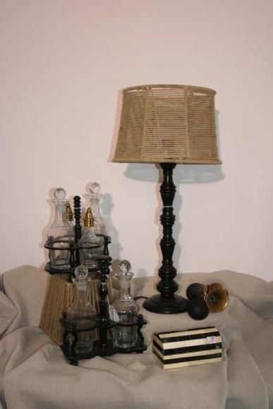 Lámpara sobremesa 0810772: Catálogo de Ste Odile Decoración