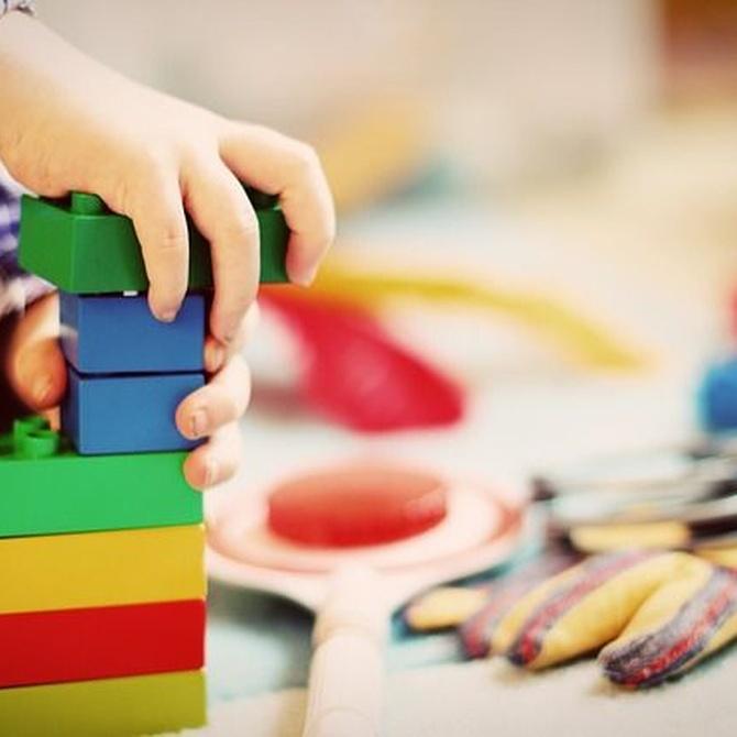 Desarrollar la imaginar con juegos heurísticos en los niños