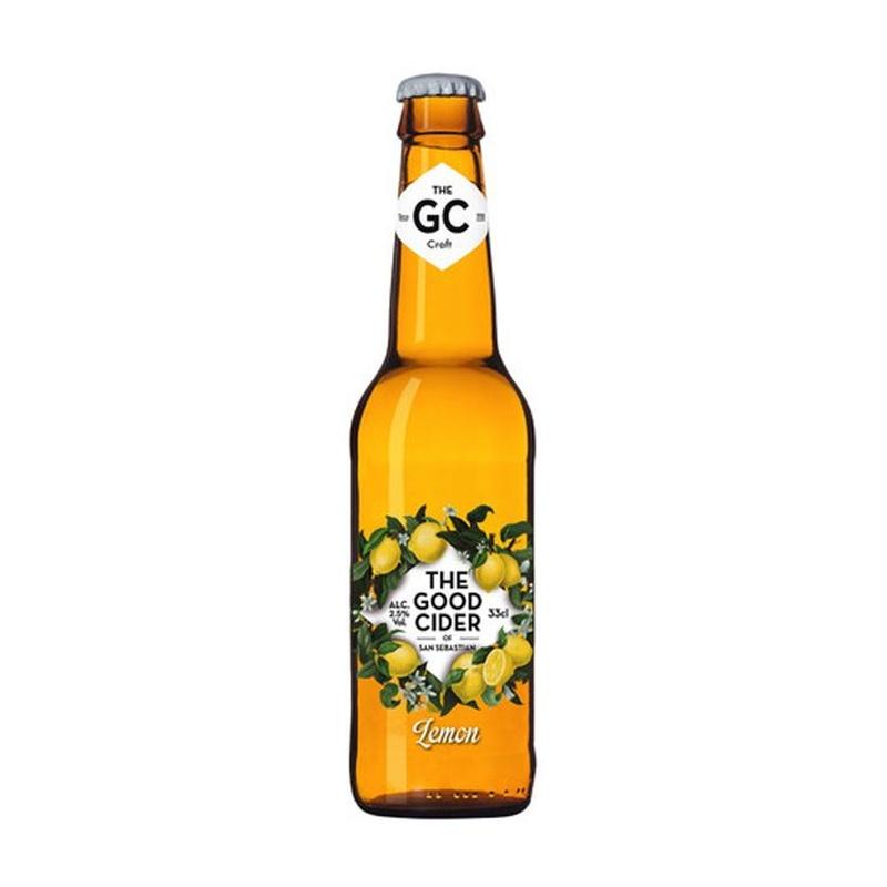 The Good Cider - Lemon: Catálogo de Mainake XXI