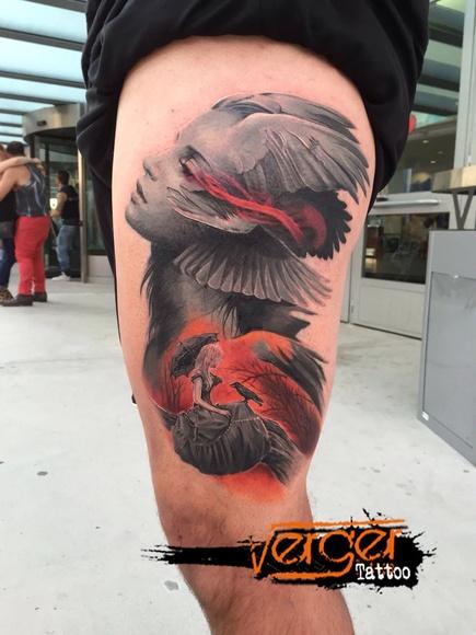 Tatuajes de Fantasía: Tatuajes de Verger Tattoo