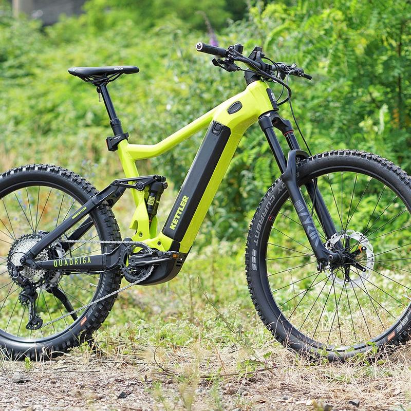 EBIKE KETTLER QUADRIGA DUO CX 12 FS 2021:  de E-Bike Guadarrama