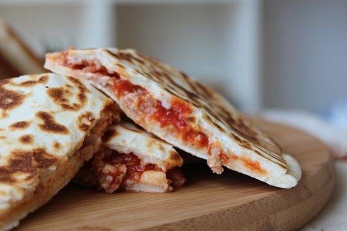 Calzones: ¿Qué tenemos? de Pizzería Le 4 Stagioni
