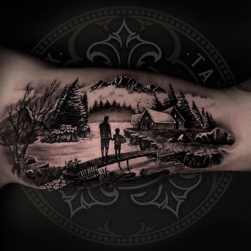 Adri Max - tatuadores colaboradores: Productos de Adictos Tenerife