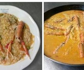Nuestro Cocico: Nuestros platos de Restaurante Agudo
