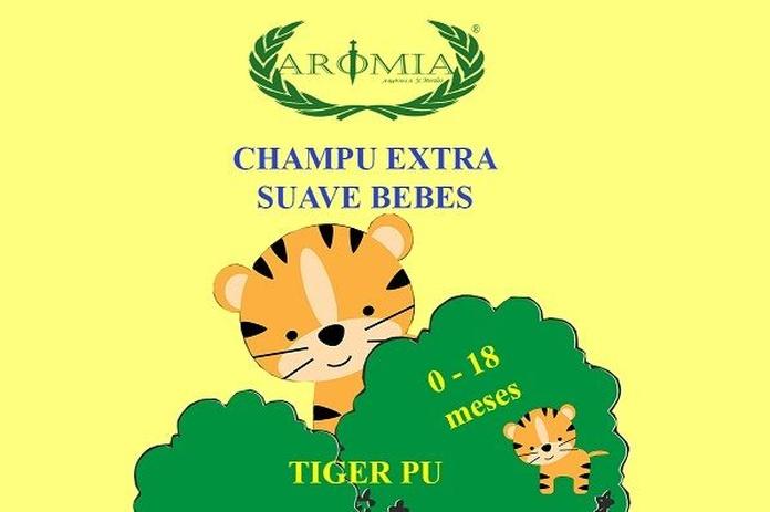 Champú extra suave Tiger pu: Productos de Arómia