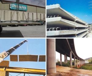 Empresa de fabricación e instalación de prefabricados de hormigón en Asturias
