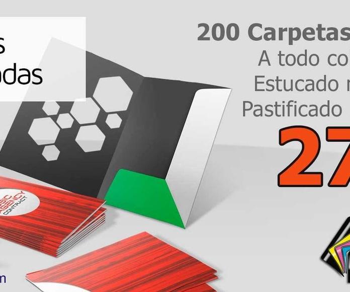 200 Carpetas profesionales