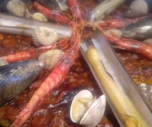 Paella de marisco Almería-Terrazas Almadravillas