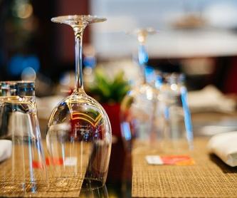 Entrantes: Servicios de Restaurante La Pomarada