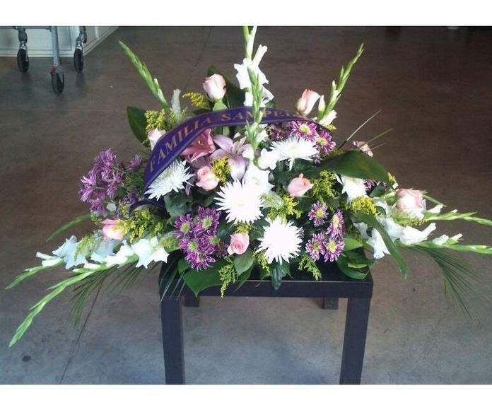 Almohadones  : Nuestras flores de Flores Tere