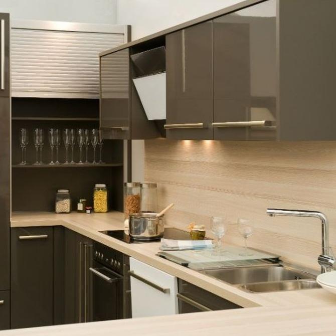 Cómo tiene que ser tu cocina dependiendo del espacio disponible