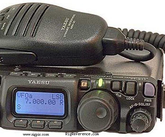 YAESU FT-817ND: Catálogo de Olanni Electronics