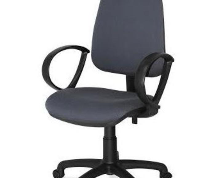silla giratoria ergonómica con brazos