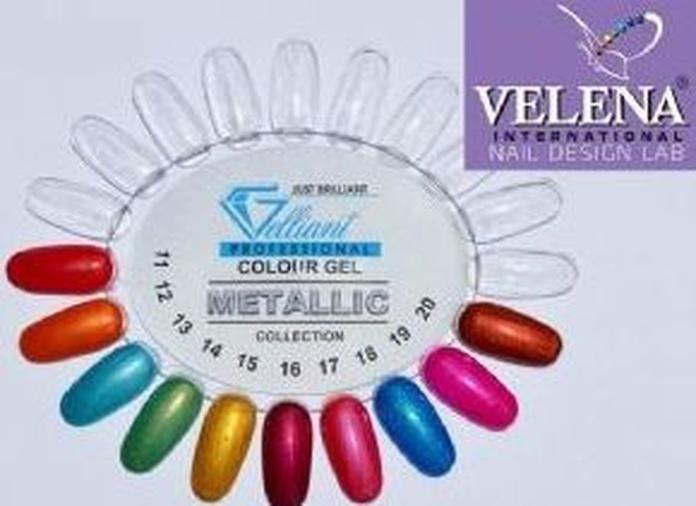 Productos de Velena®: Productos y Servicios de Natali Nail