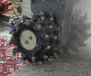 Cortes y perforaciones de hormigón en Madrid