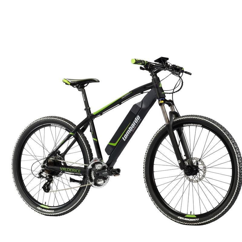 LOMBARDO VALDERICE WM:  de E-Bike Guadarrama