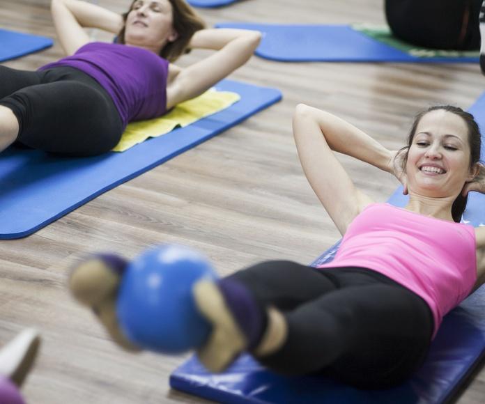 Pilates terapéutico: Servicios de Clinika Physion