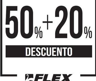Descuentos productos Flex