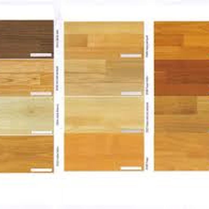 Tarima flotante: Catálogo de Carpintería Madera y Arte