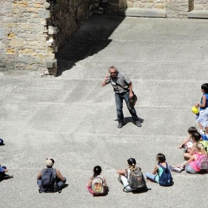 La importancia de las excursiones como complemento a la educación