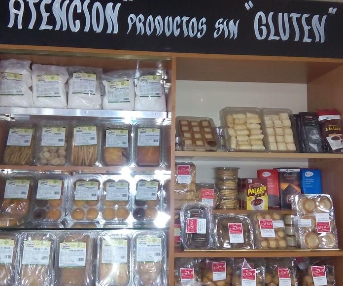Productos sin gluten e integrales: Productos y servicios  de EMMY Pastelería - Cafetería - Panaderia