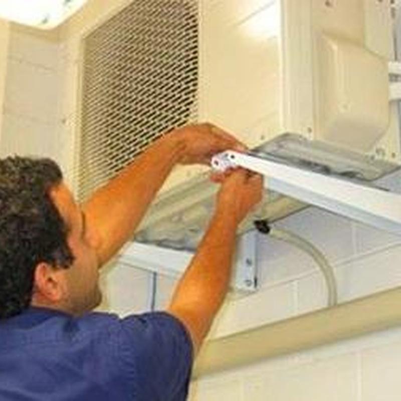Instalación: Servicios de Climajosa