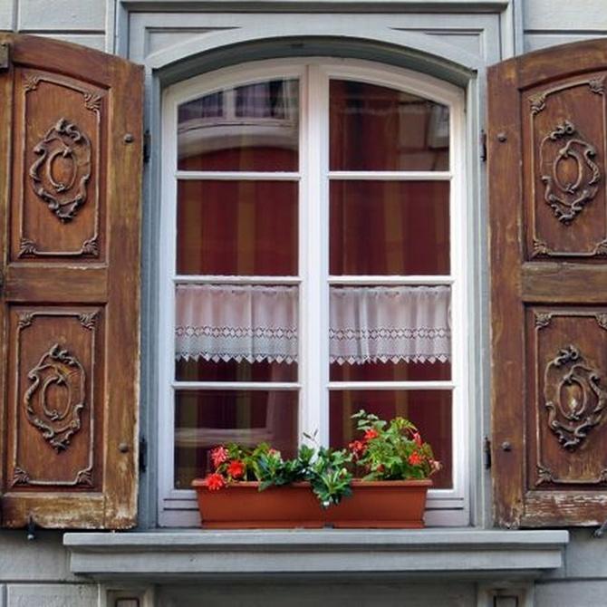 Las ventajas de las ventanas de madera