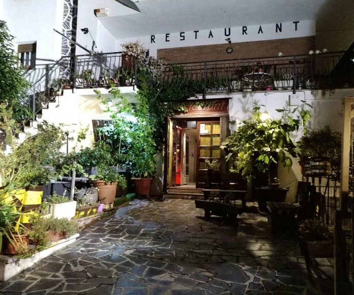 Restaurante en Palau Solità i Plegamans