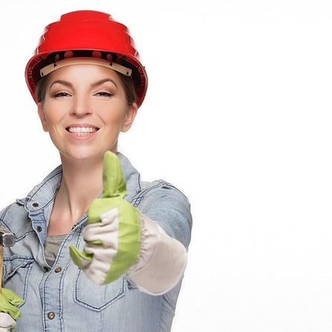 Las medidas de seguridad en la obra