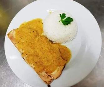 carnes a la brasa: Restaurante Paraguayo de Restaurante Arami