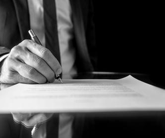 Penal: Servicios jurídicos de Artal Abogados