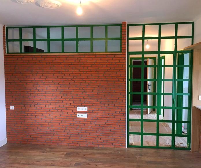 Puertas: Productos de Burdinsa Hierros