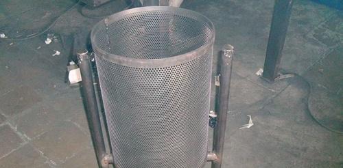 Estructuras metálicas en todo tipo de materiales