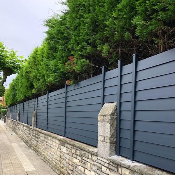 Versalles cerramientos en Bizkaia aluminio