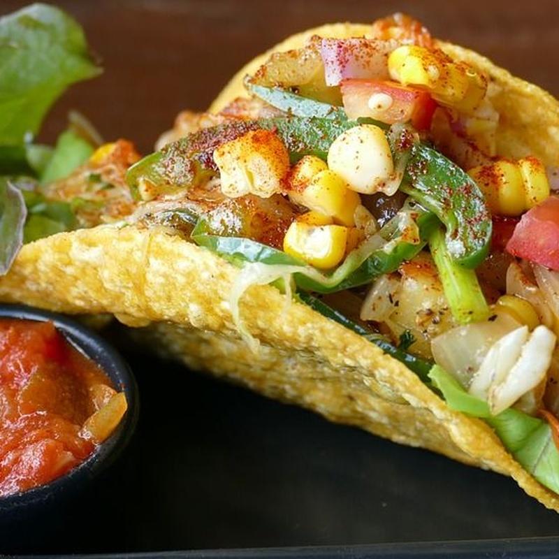 Tacos: Carta de Cantina La Catrina