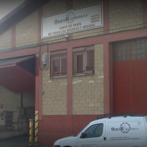 Soldadura para acero inoxidable en La Rioja | Oxicor Ochogar