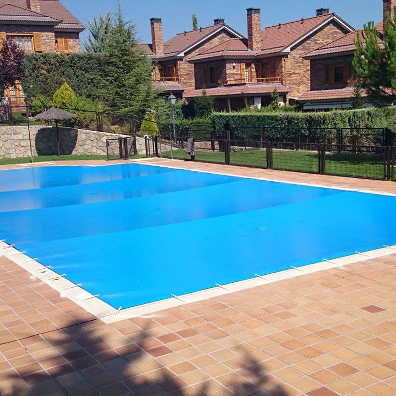 Cobertores para piscinas: Servicios de Grifonsur