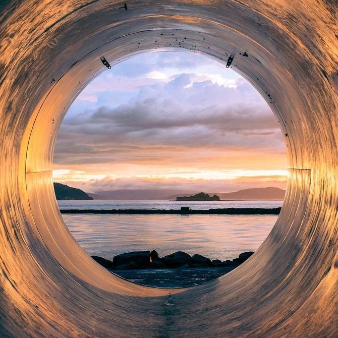 El origen de los tubos de acero