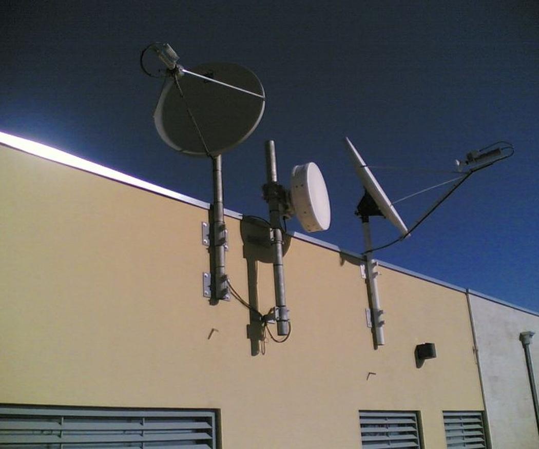 Qué hacer si se produce un fallo en tu antena por lluvia