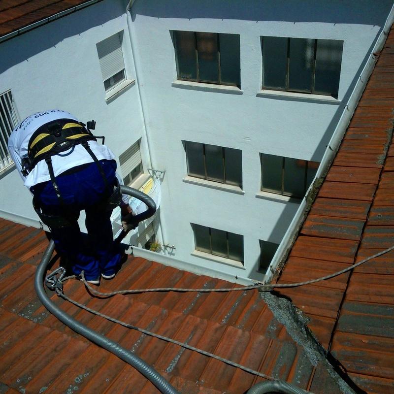 Reparación de tejados: Trabajos de PGA Verticalidad