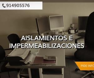 Mamparas de oficina Madrid | Mogatro, S.L.