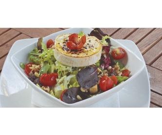 Instalaciones: Especialidades y platos  de Restaurante Charrito