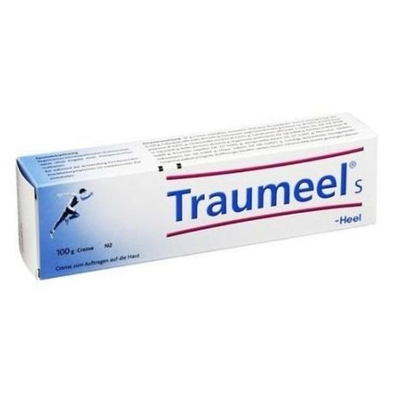 Traumeel heel pomada: Catálogo de Farmacia Las Cuevas-Mª Carmen Leyes