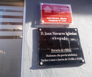 Despacho de abogados en Puerto de Sagunto