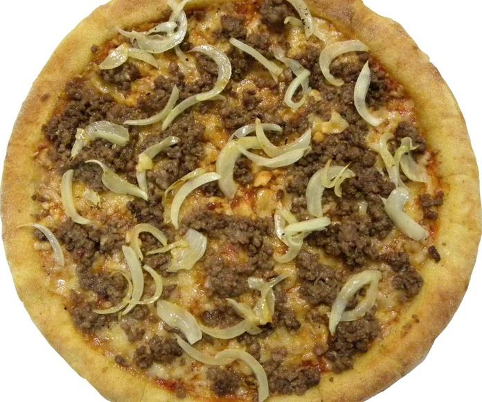 Pizza Bolonyesa