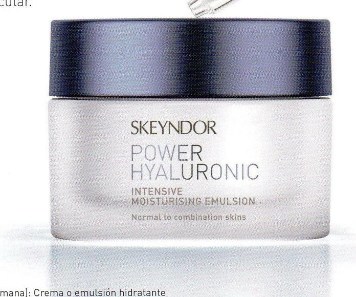 Power Hyaluronic Crema: Serveis i tractaments de SILVIA BACHES MINOVES
