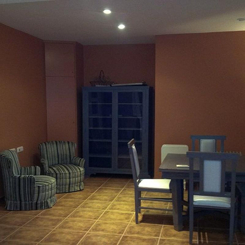 Rehabilitación de viviendas: Servicios de
